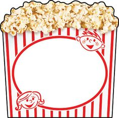 236x233 Free Cartoon Graphics Fair Food Popcorn Clip Art