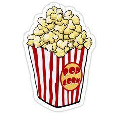 236x226 Clipart Popcorn