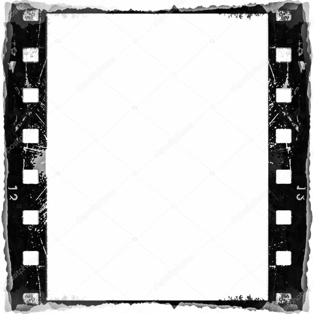 1024x1024 Movie Reel Border Clipart