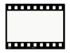 236x180 Printable Film Strip Border. Free Gif, Jpg, Pdf, And Png Downloads