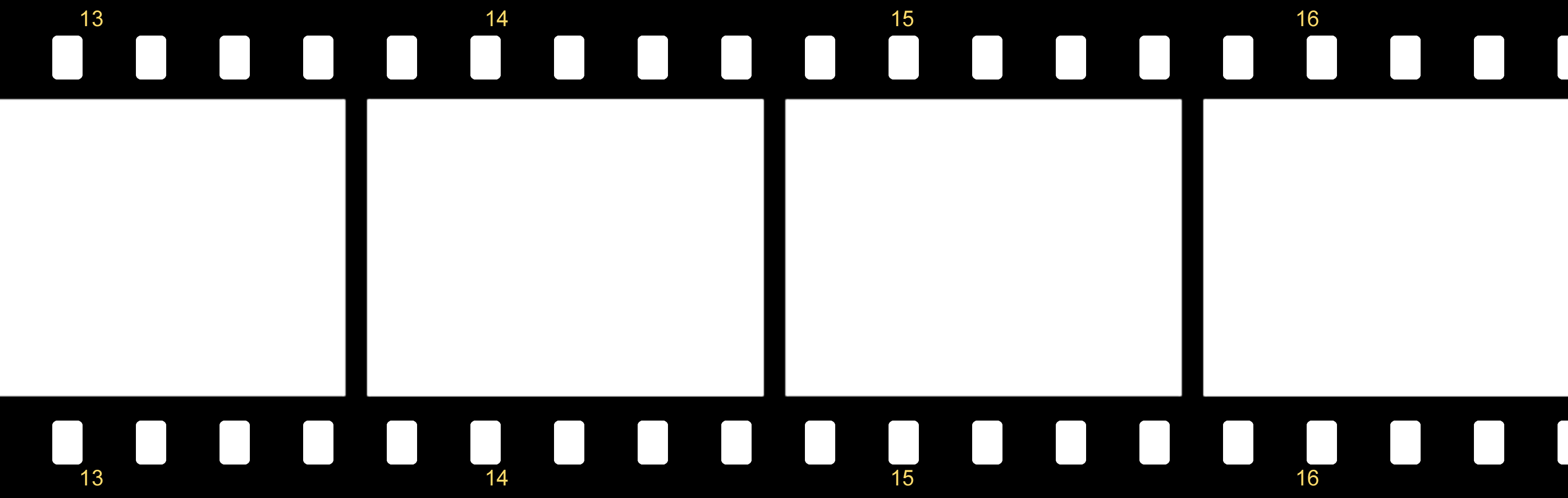 3000x952 33 Movie Reel Border Free Cliparts That You Can Download To You