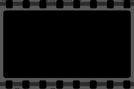 450x300 Movie Film Border Clip Art