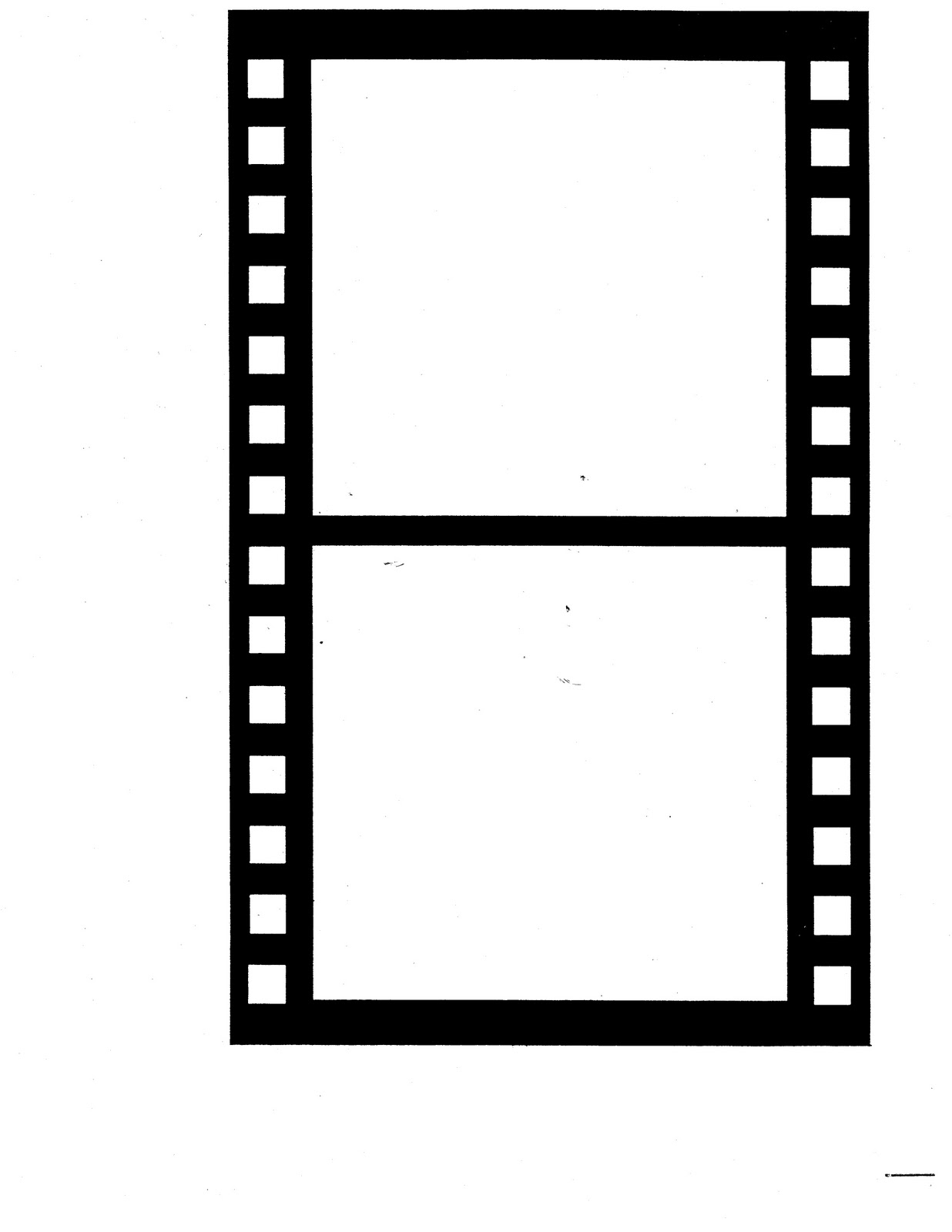 1236x1600 Gallery Of Film Strip Page Page Frames Movie Film Strip