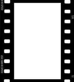 236x264 Movie Reel Clip Art Border Clipart Collection