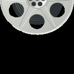 150x150 Movie Reel Clip Art