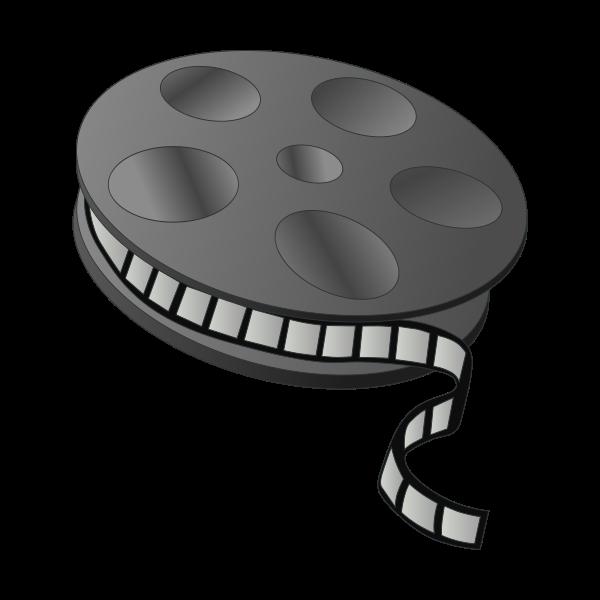 600x600 Movie Reel Clipart Clipart Panda