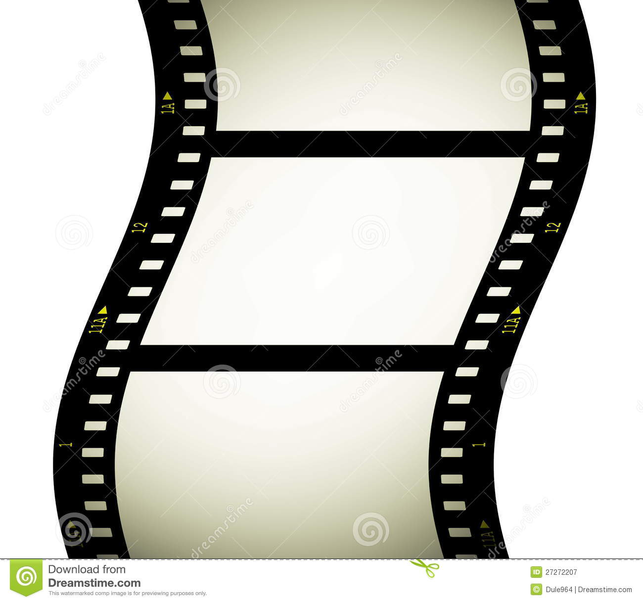 1300x1219 Clipart Film Strip Frame Collection