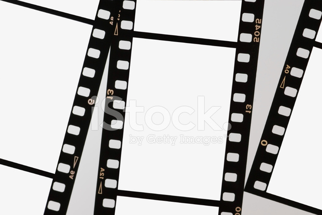 657x439 Film Negative Positive Strip 35mm Background Frame Series Stock