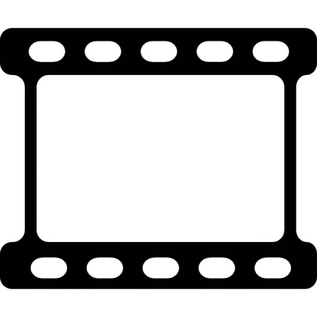 626x626 Blank Film Strip Icons Free Download