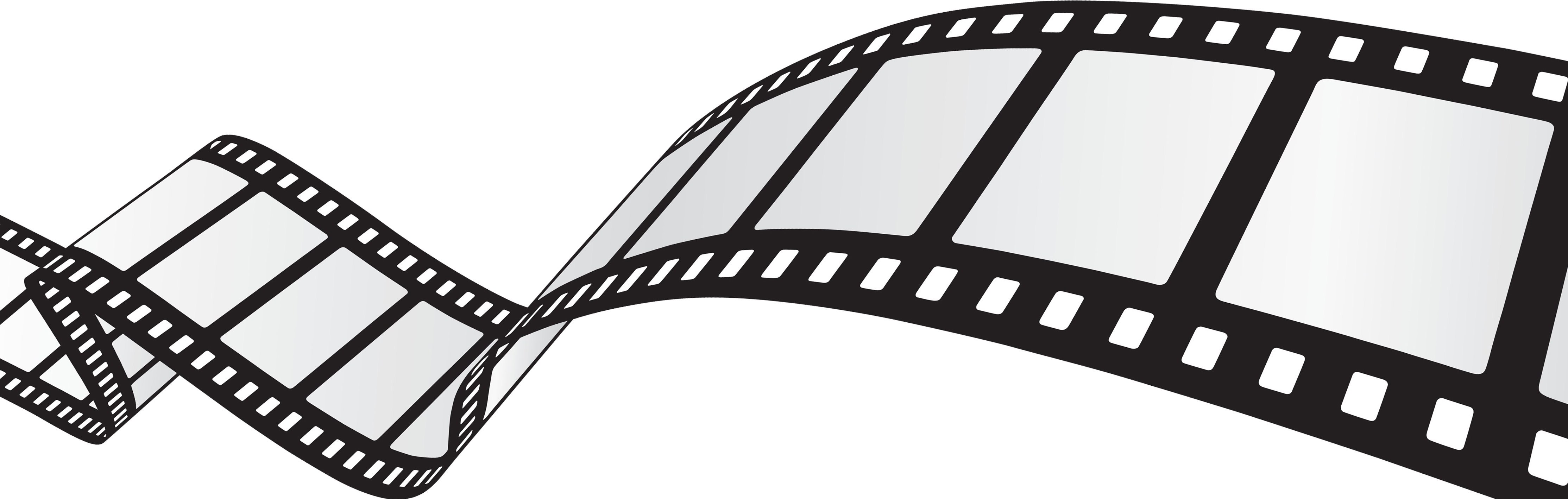4455x1418 Movie Reel Movie Film Clip Art Clipartfest Strip Clipart 2