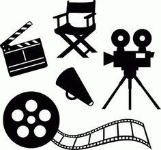Movie Reel Silhouette | Free download best Movie Reel ...
