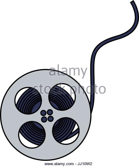 451x540 Movie Reel Illustration Stock Photos Amp Movie Reel Illustration
