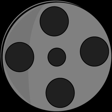 455x455 Movie Clip Art