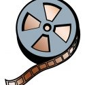 125x125 Best Movie Reel Film Clip Art Clipartfest Strip Clipart File Free