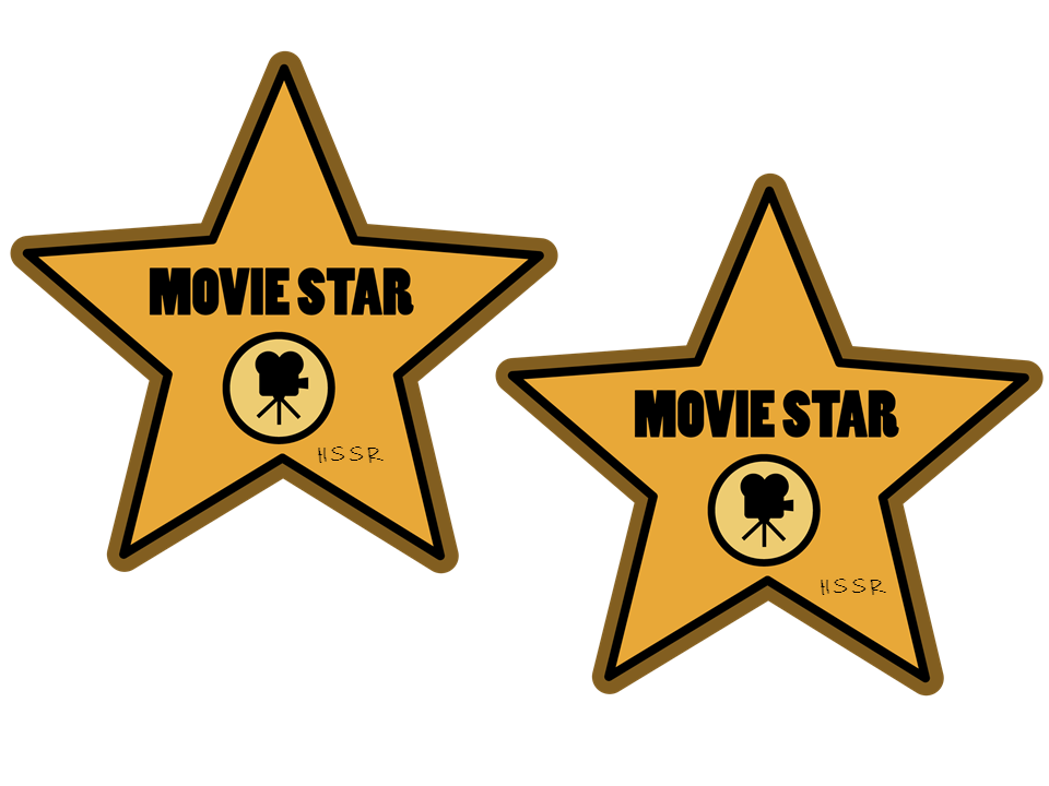 960x720 Movie Star Cliparts