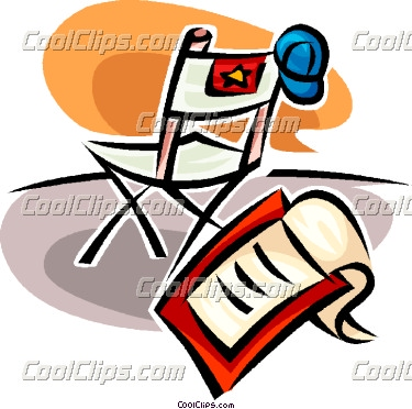 375x372 Chair Clipart Movie Star