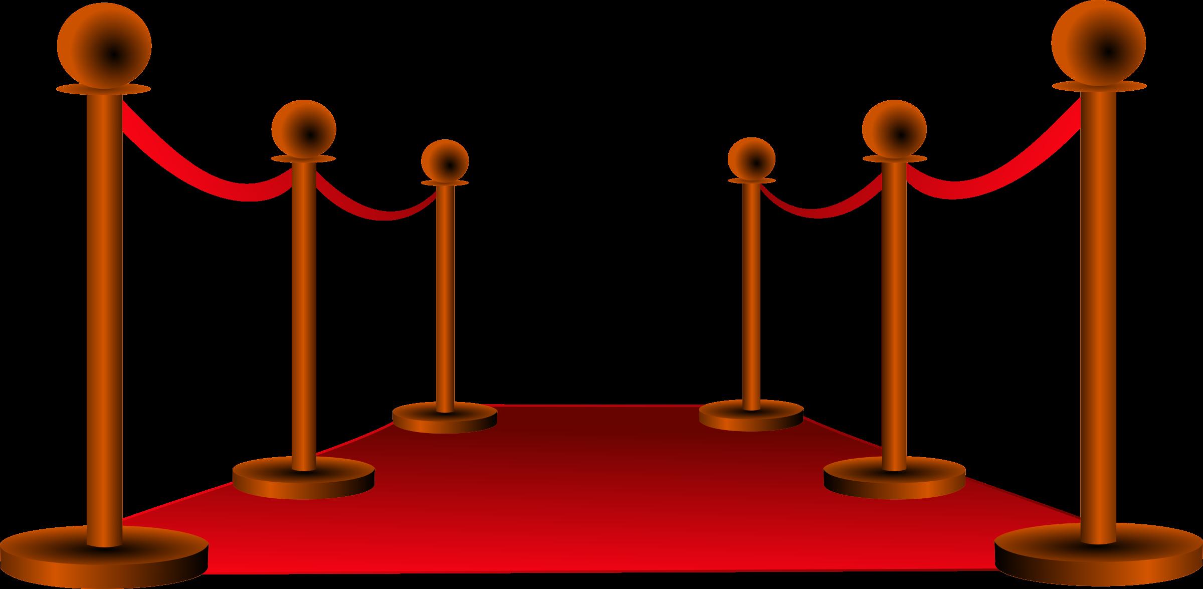 2400x1175 Red Carpet VIP Clipart