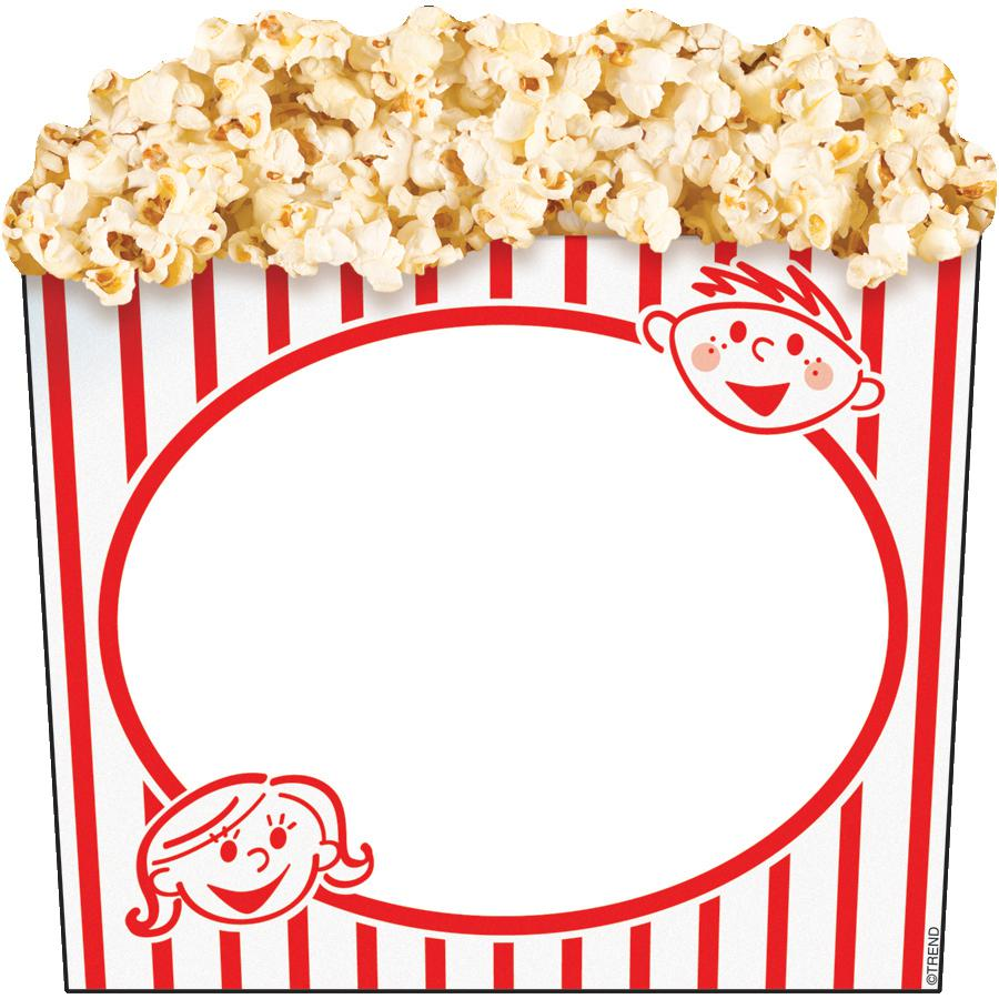 900x900 Popcorn Black And White Popcorn Pieces Clipart Black And White