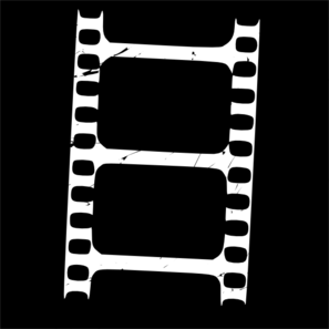 Movie Ticket Clipart Black And White | Free download on ...