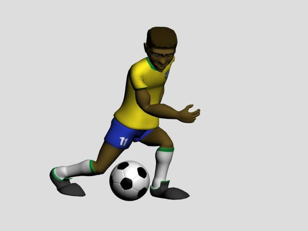 600x450 Moving Clipart Football