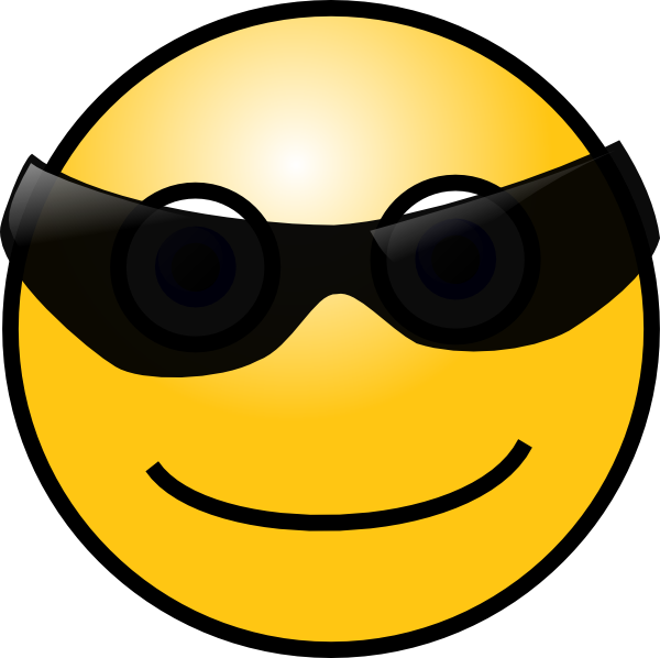 600x598 Moving Smiley Faces Clipart