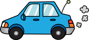 300x135 Moving Car Clipart