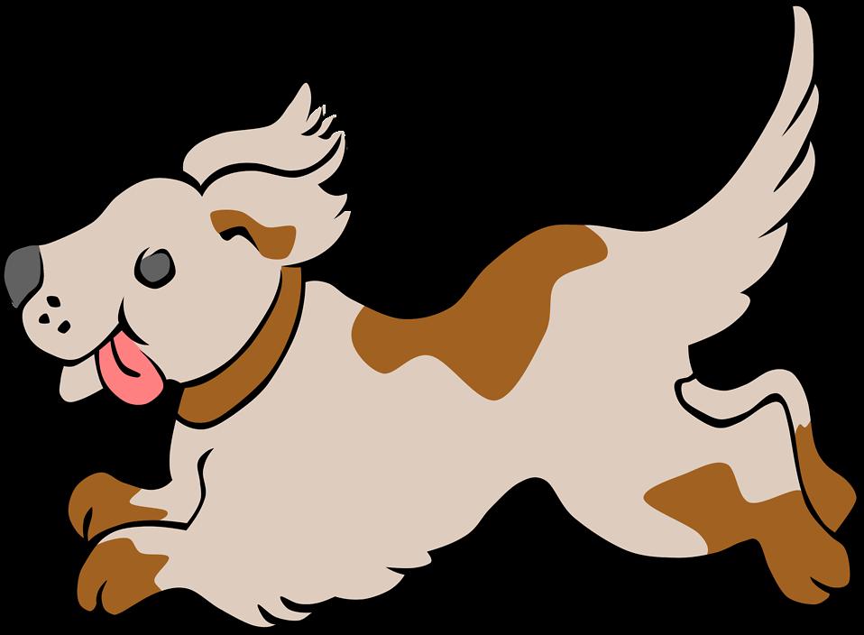 958x704 Pets Clipart Dog Running