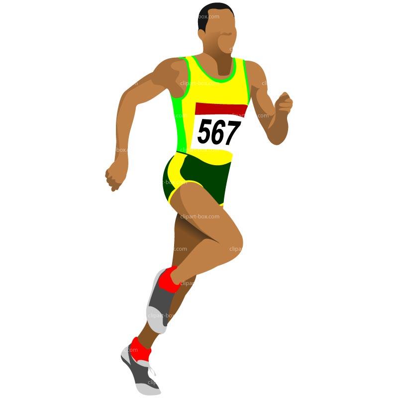 800x800 Running Dance Clipart Image