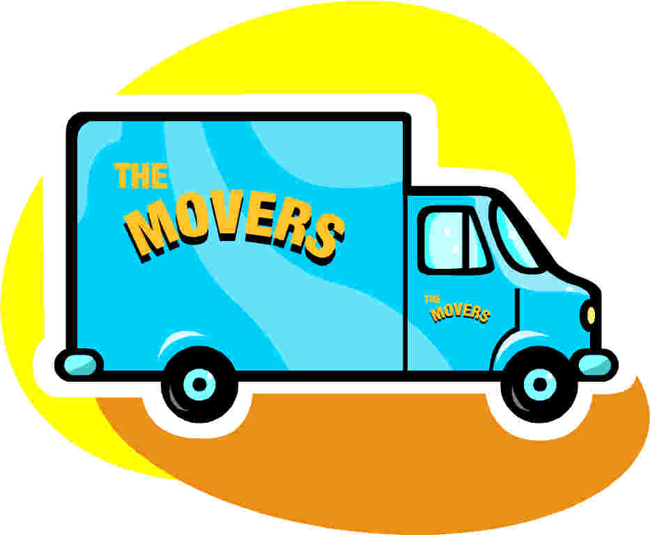 Moving Sale Clipart