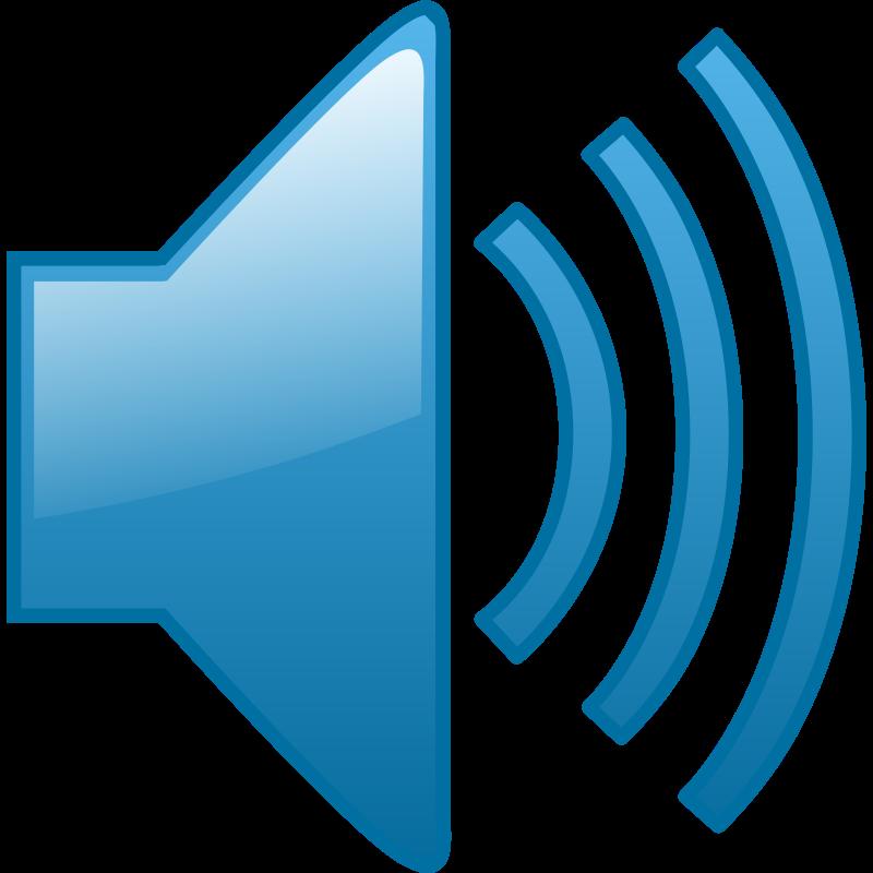 800x800 Microsoft Clipart Sound
