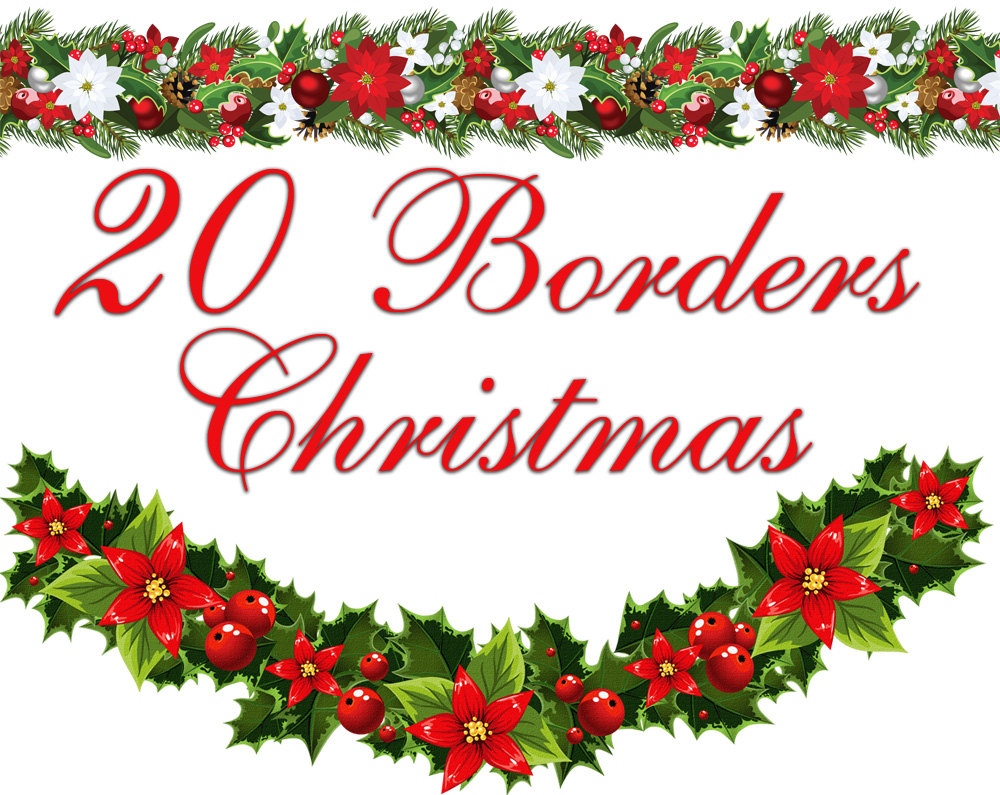 1000x795 Christmas Clipart Borders Free Microsoft  Free Border For Word