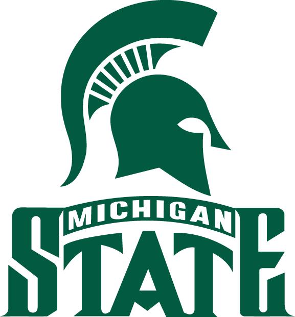 577x621 Michigan State University Clip Art