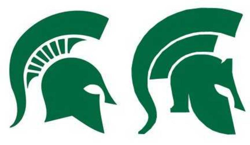 810x472 Michigan State University Logo Clip Art