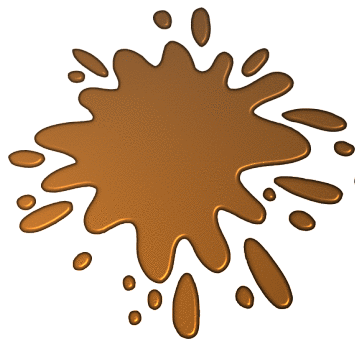 355x347 Mud Clipart Mud Puddle