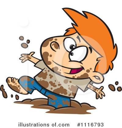 400x420 Mud Clipart Muddy