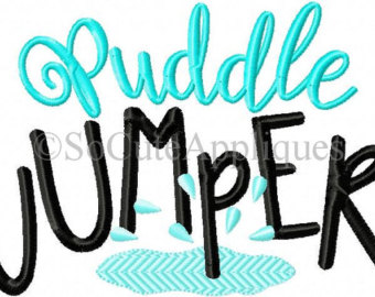 340x270 Puddle Jumping Etsy