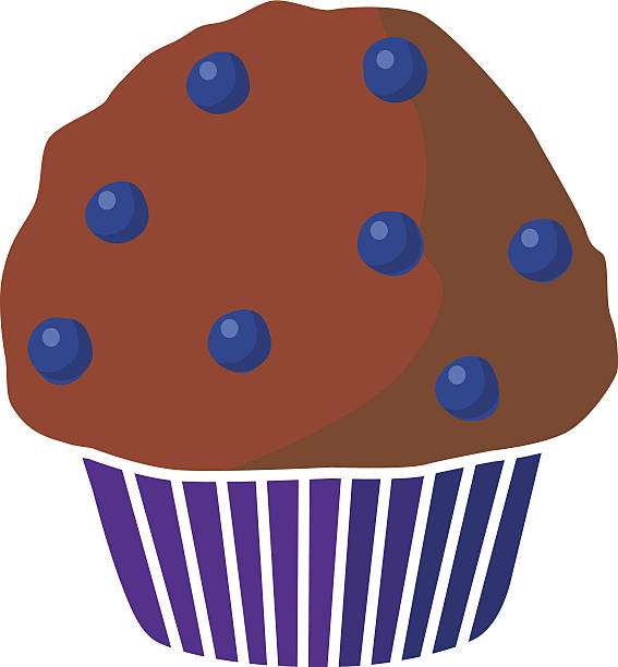 567x612 Blueberry Muffin Clipart Different