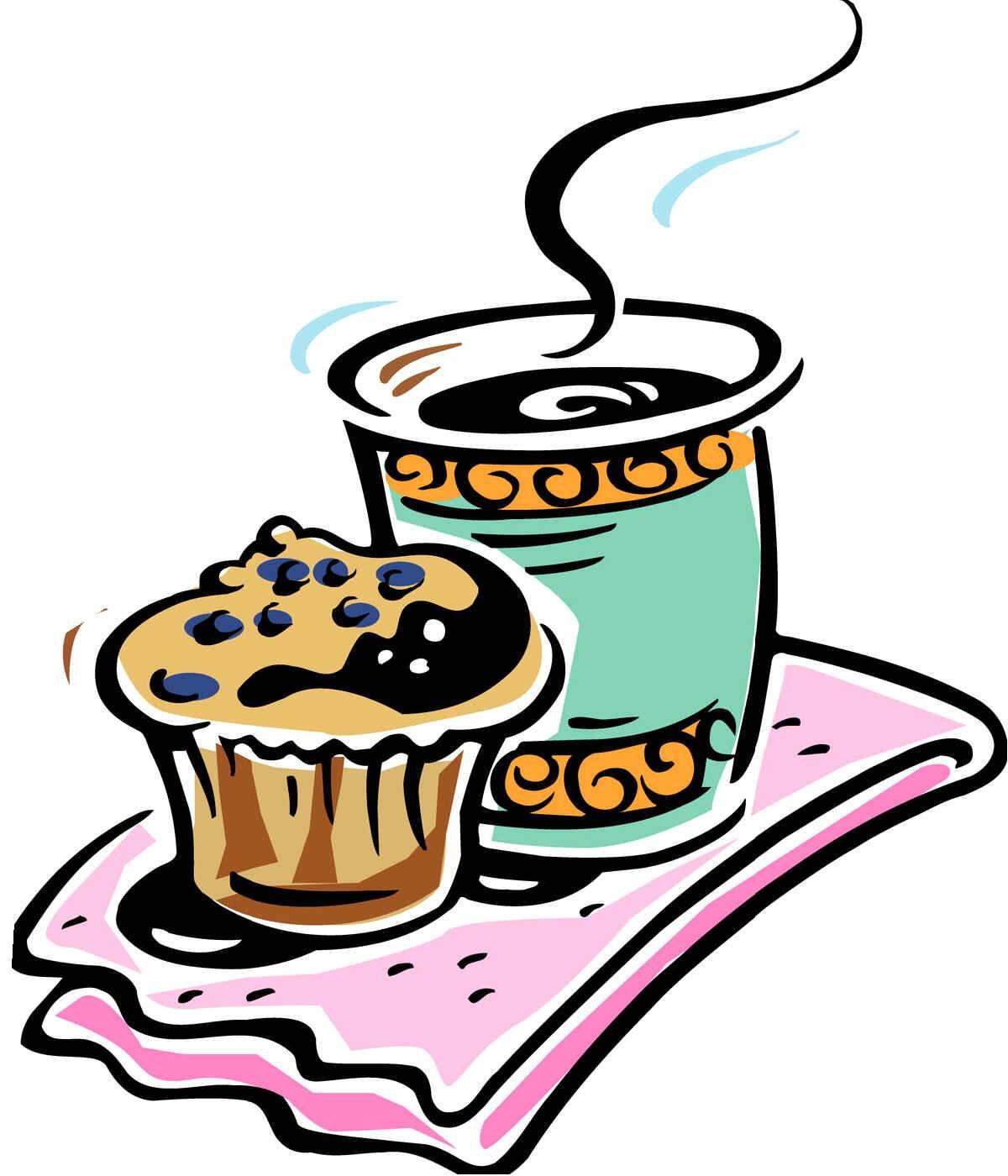 1200x1400 Muffin Clipart Coffee