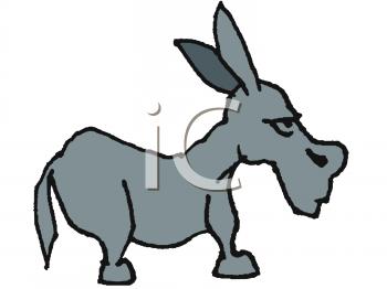 350x262 Mule Clipart Jackass