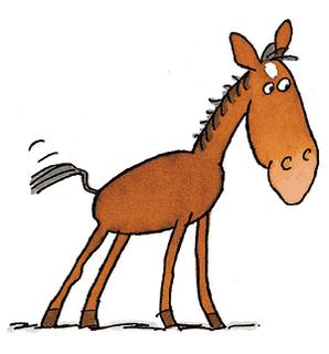 298x320 Horse Clip Art Pictures Clipart Image