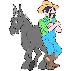 300x300 Top 93 Mule Clip Art