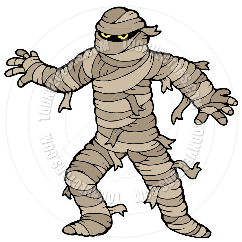 940x940 Cartoon Ancient Mummy By Clairev Toon Vectors Eps