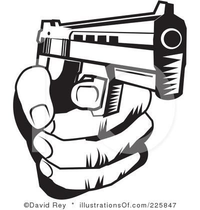400x420 Murder Gun Clipart, Explore Pictures