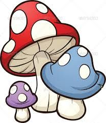 208x242 Free Download Cartoon Mushroom Clipart For Your Creation. Sewing