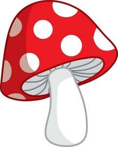 242x300 Mushroom Clipart Trippy