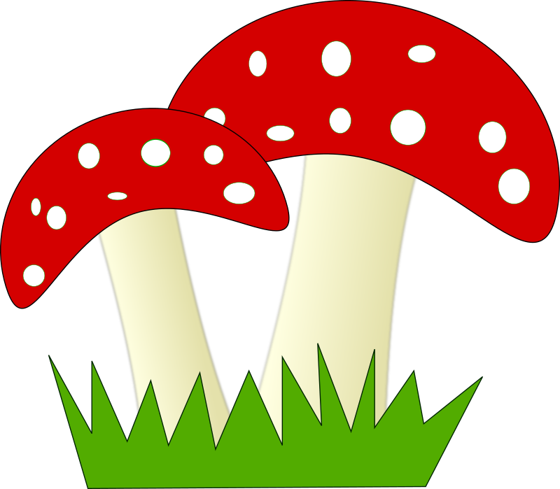 800x699 Mushroom Free To Use Clip Art 3