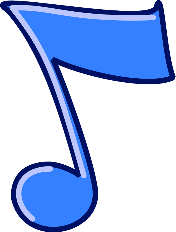 606x800 Music Note Clip Art Free For Music On Dayasriomo Bid