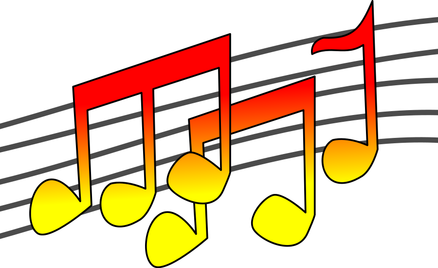 900x550 Music Notes Clip Art Free Clipart Images