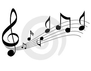 300x233 Sheet Music Clipart Symbol Art