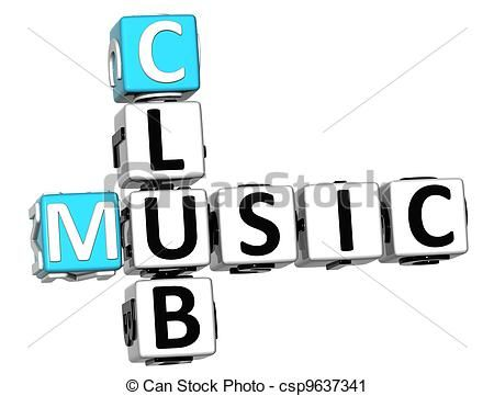 450x361 Amazing Friday Clip Art Clipart Of 3d Music Club Crossword